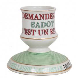 PYROGÈNE en porcelaine - 9.5 cm