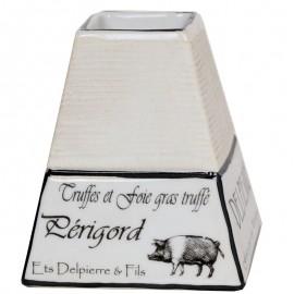 PYROGÈNE Delpierre en porcelaine - 8 cm